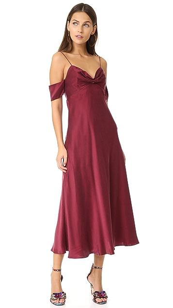 9efd43fec49f Zimmermann Drape Slip Dress | SHOPBOP