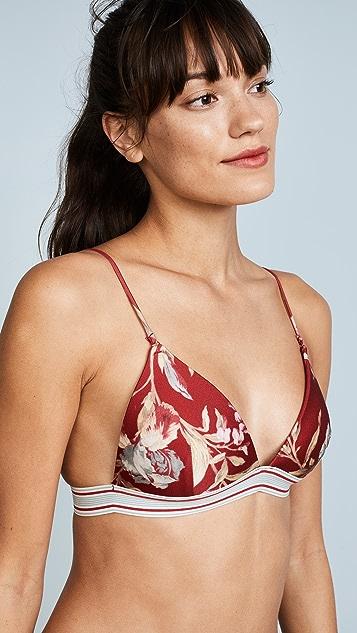 Zimmermann Corsair Elastic Bikini Top