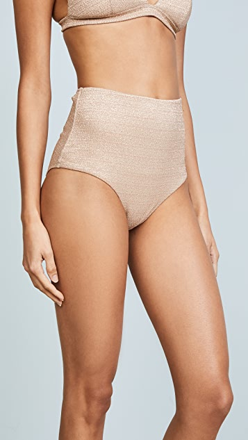 f5bc77ada10 Zimmermann Separates Metallic High Waisted Bottoms | SHOPBOP