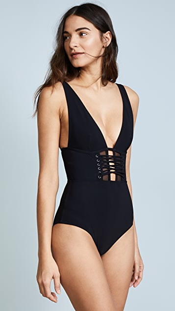 Zimmermann Lace One Piece
