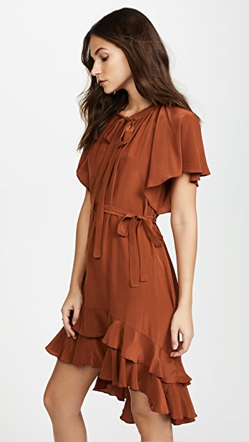 Zimmermann Flutter Smock Dress