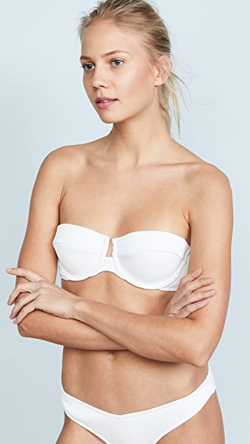e5dc296d7afed4 Zimmermann Separates Ribbed Underwire Bikini Top | SHOPBOP