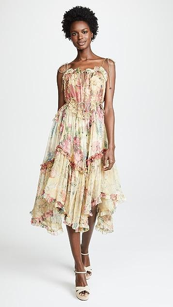 00862398e7 Zimmermann Melody Floating Dress | SHOPBOP