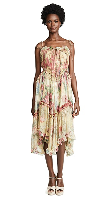 Zimmermann Melody Floating Dress