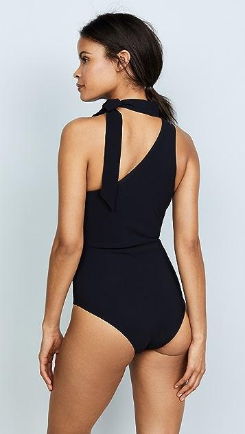 Zimmermann Jaya One Piece Swimsuit