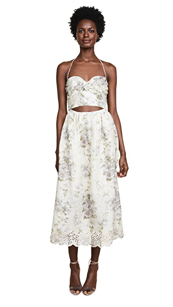 Zimmermann Iris Picnic Dress