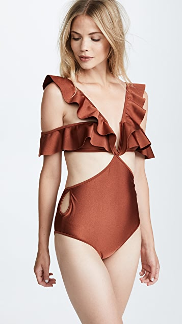 Zimmermann Tali Flutter One Piece