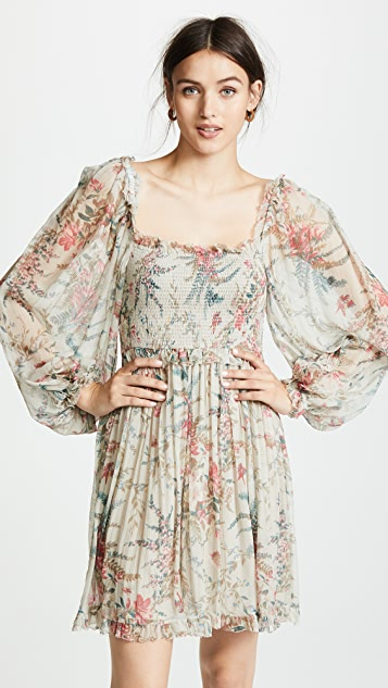 Zimmermann Bayou Flare Dress
