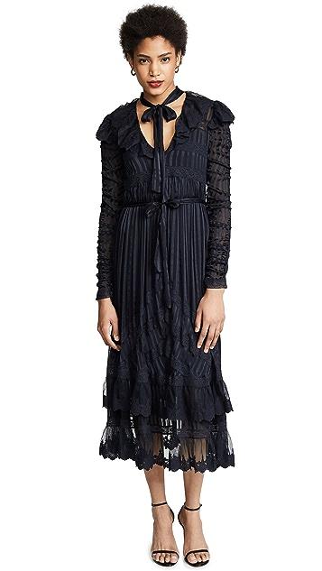 Zimmermann Flutter Dress