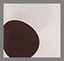 Nude/Cocoa Dot