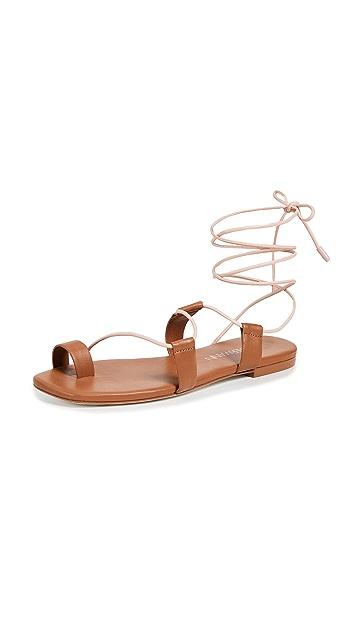Zimmermann 平底凉鞋