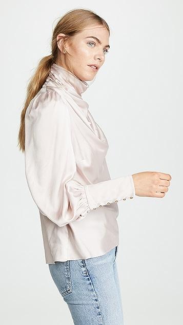 Zimmermann Блуза Cowl