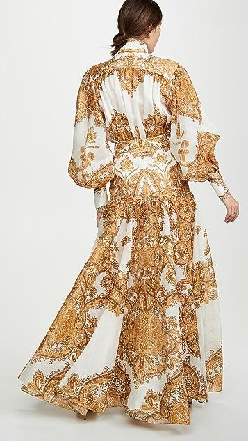 Zimmermann Zippy Billow Dress