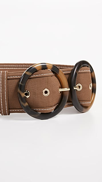 Zimmermann Double Buckle Suiting Belt
