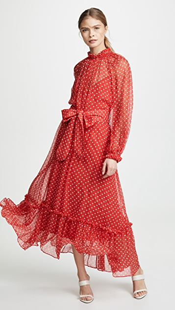 Zimmermann Ninety-Six Swing Dress