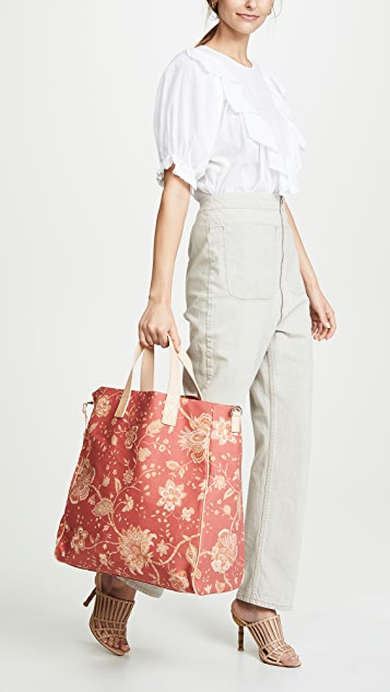 Zimmermann Пляжная сумка