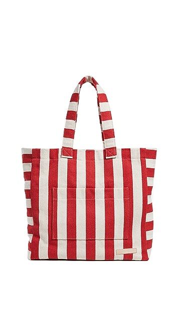 Zimmermann Объемная сумка с короткими ручками