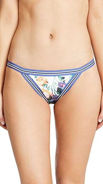 Zimmermann Allia Elastic Bikini Bottoms