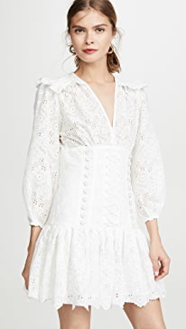 Honour Corset Lace Dress
