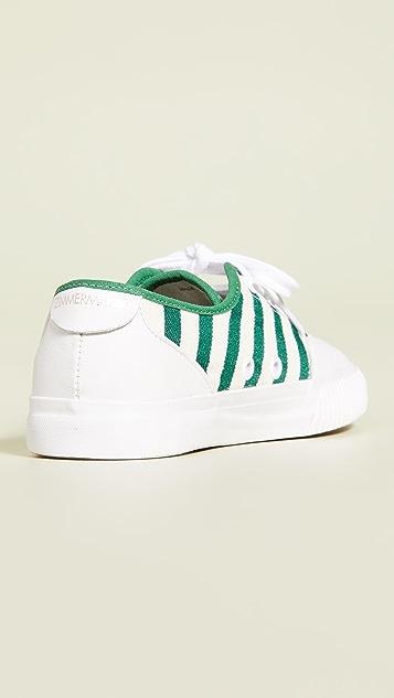 Zimmermann Canvas Sneakers