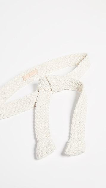 Zimmermann Длинный завязывающийся ремень из плетеного шнура
