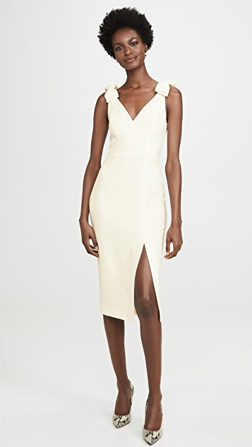 Zimmermann Espionage Bow Dress