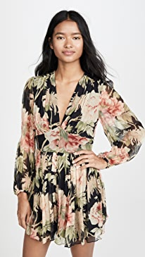 Espionage Fluted Romper