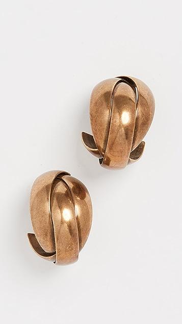 Zimmermann 环绕式球形耳环