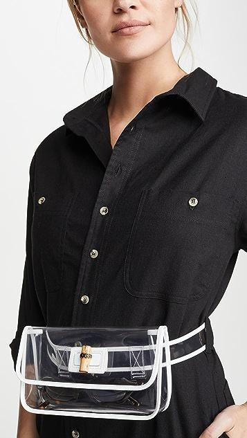 Zimmermann 透明腰带包
