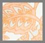 橙色腰果花