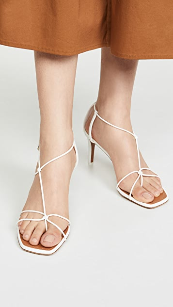 Zimmermann Strappy Heeled Sandals