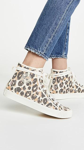 Zimmermann High Top Sneakers