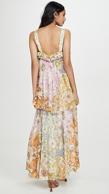 Zimmermann Super Eight Maxi Dress