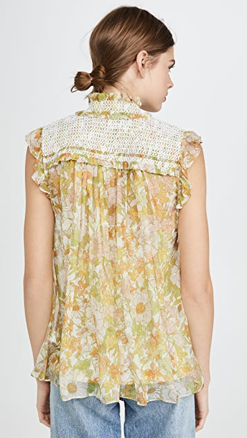 Zimmermann Super Eight Sleeveless Tank