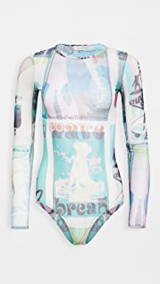 Zimmermann Glassy Bodysuit