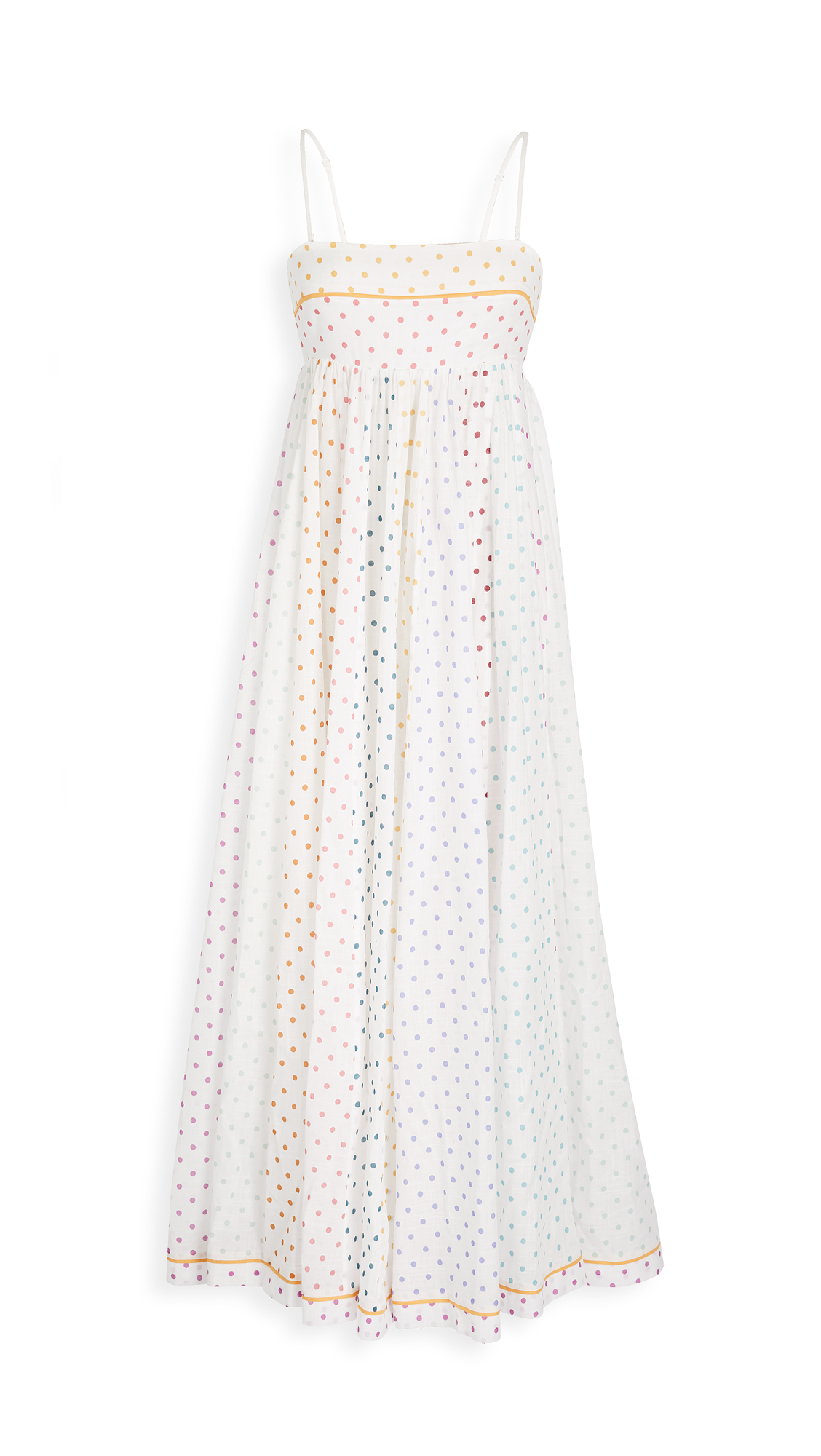 Zimmermann Bellitude Midi Dress