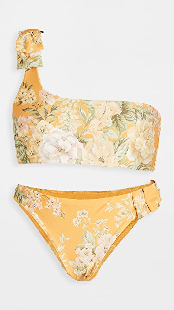Zimmermann Amelie Bow Bikini Set
