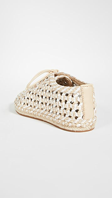 Zimmermann Bi Colour Flat Espadrilles