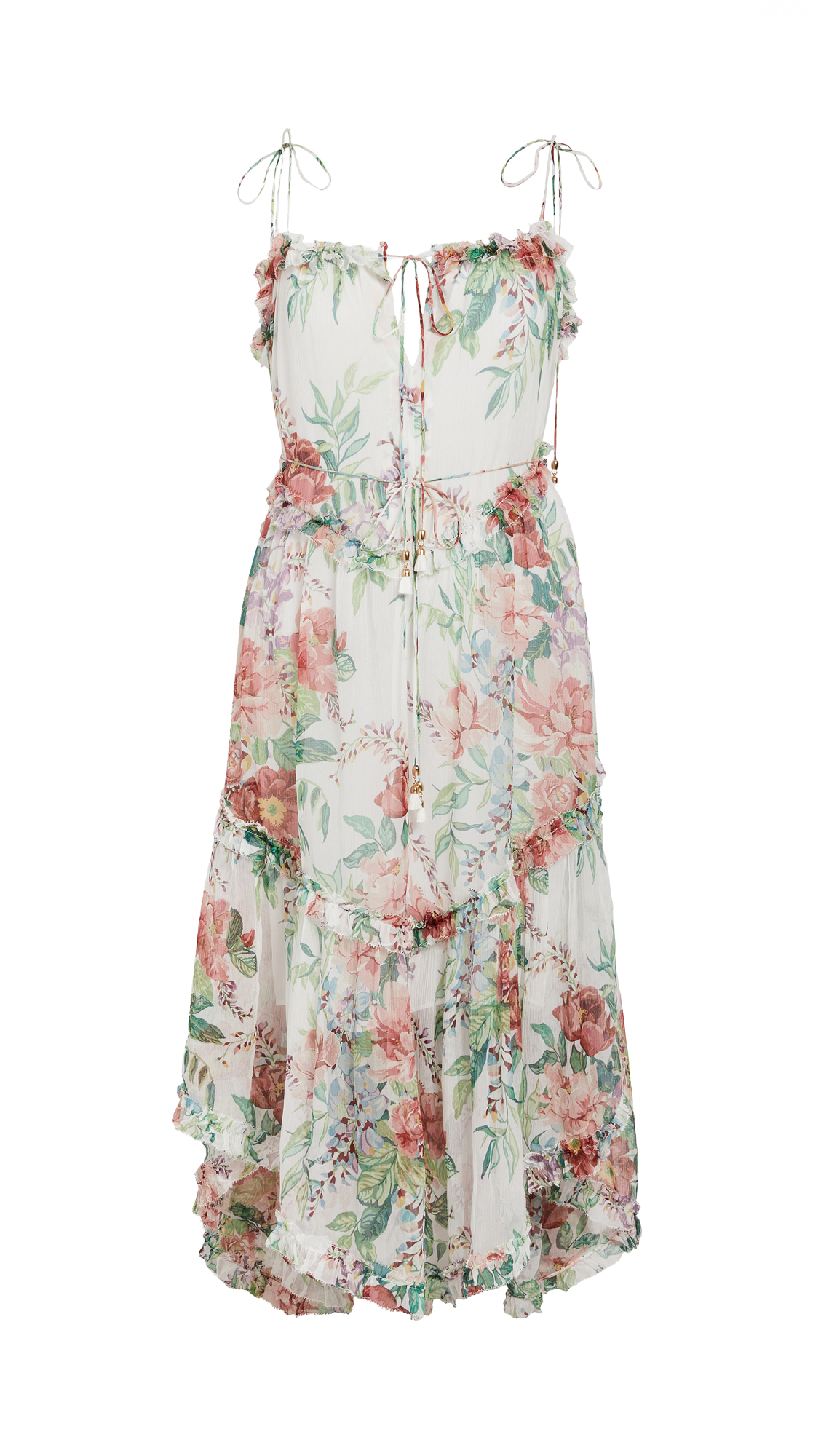 Zimmermann Bellitude Floating Dress