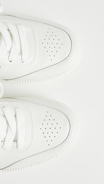 Zimmermann Low Top Retro Sneakers