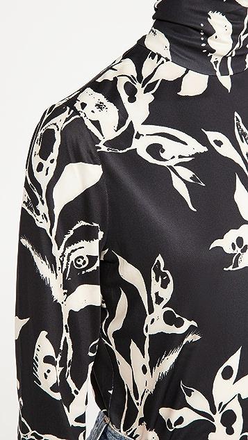 Zimmermann Ladybeetle Body Knit Top