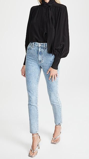 秋季新品上线 Silk Billow 衬衫