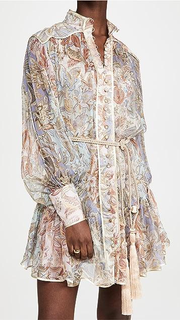 Zimmermann Lucky Bound Mini Dress