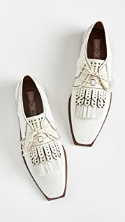 Zimmermann Lace Up Golf Shoes