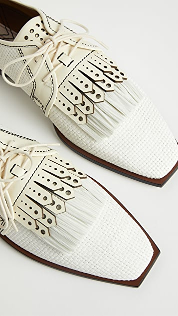 Zimmermann 系带高尔夫鞋