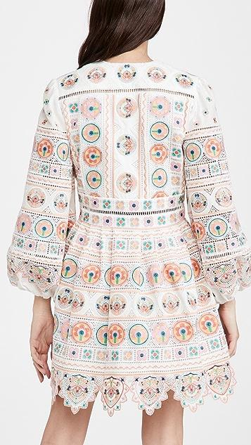 Zimmermann Brighton Plunge Dress