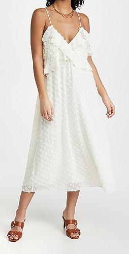 Zimmermann - Textured Slip Dress
