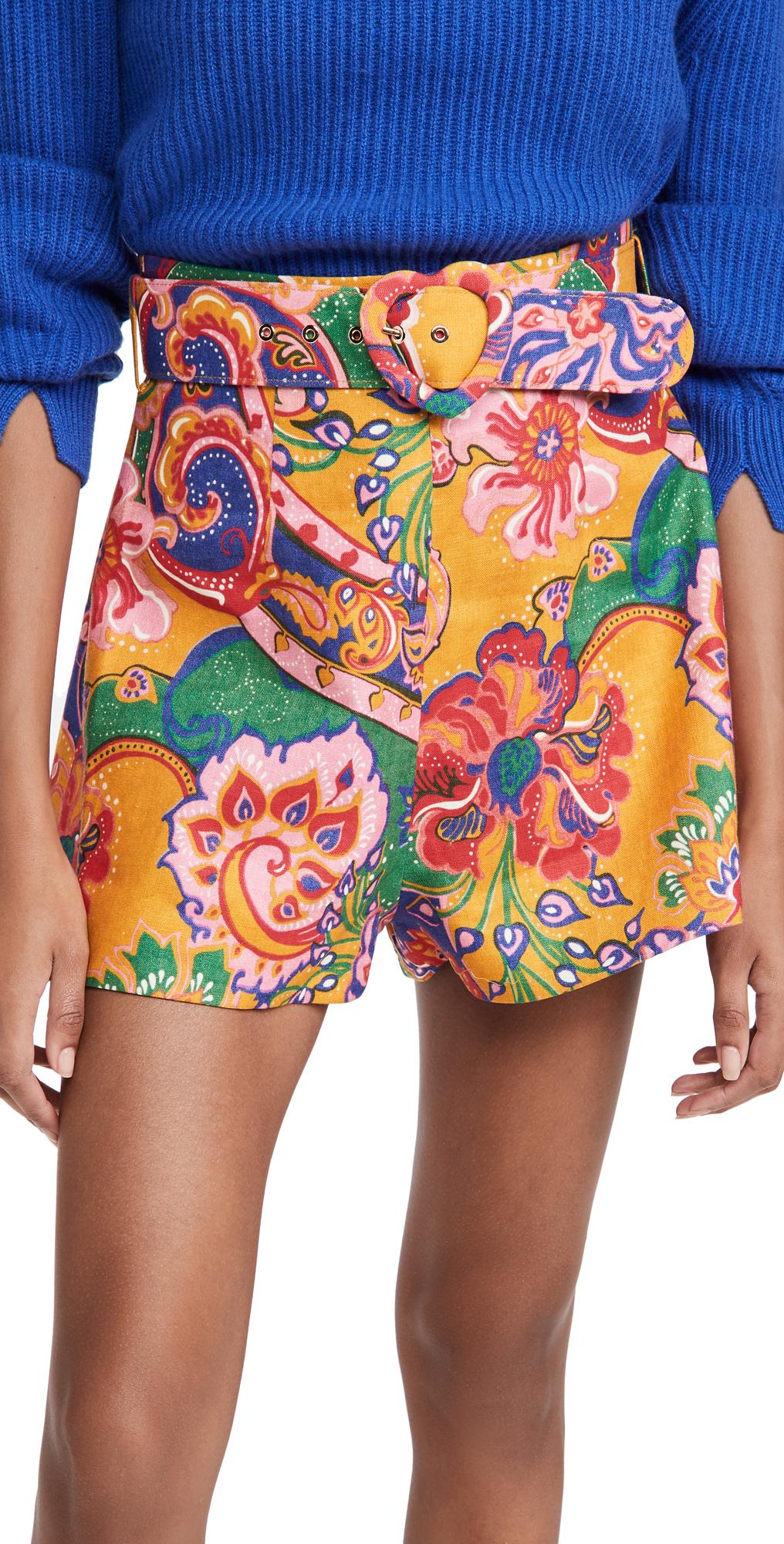 Zimmermann The Lovestruck Shorts