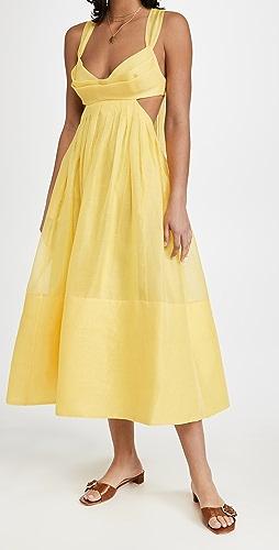 Zimmermann - Botanica Bralette Gown