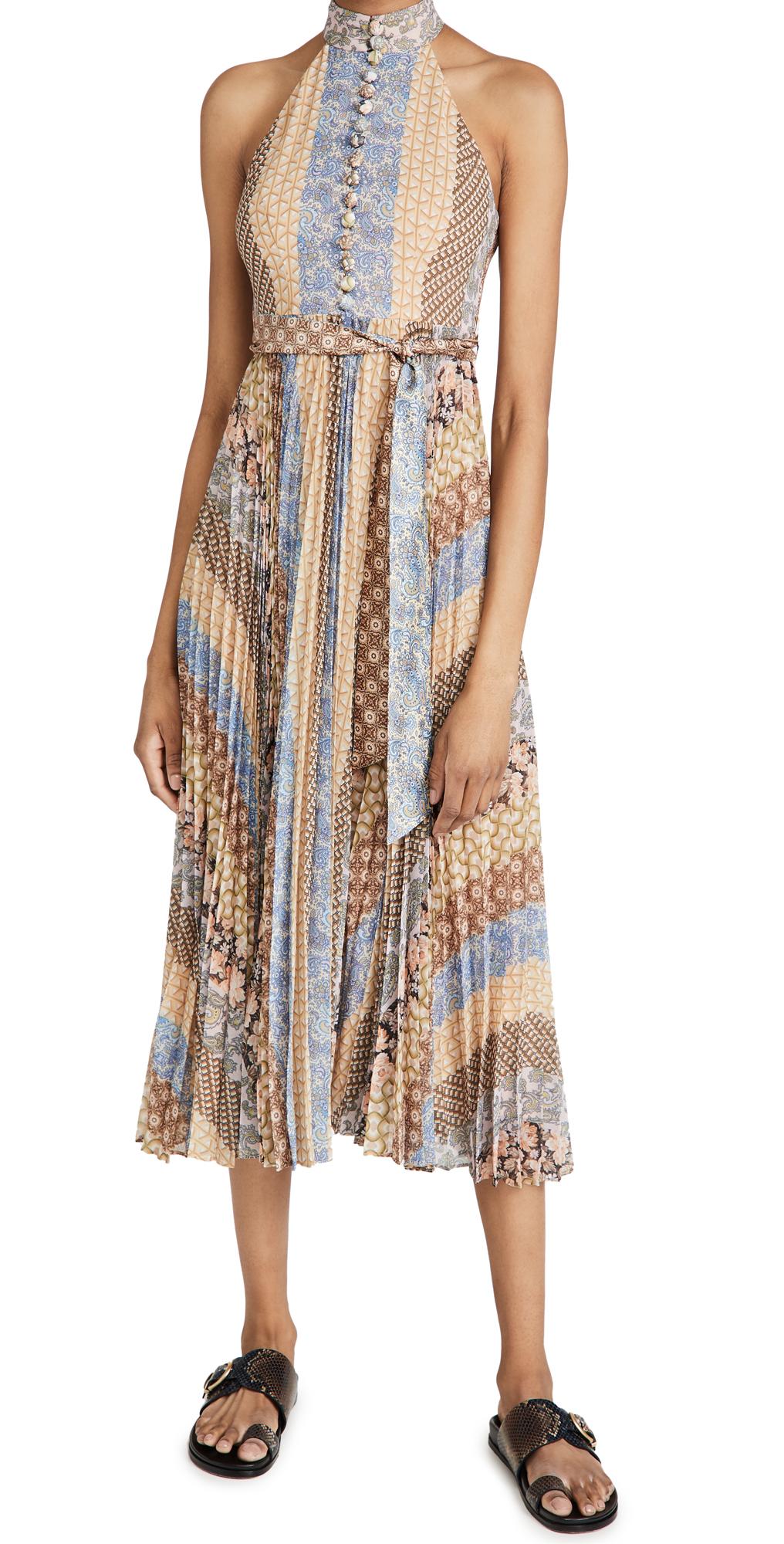 Zimmermann Sunray Tiered Picnic Dress
